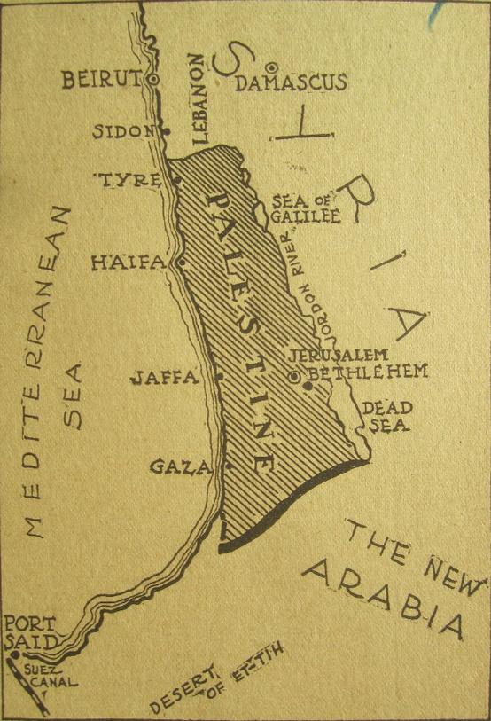 New Palestine