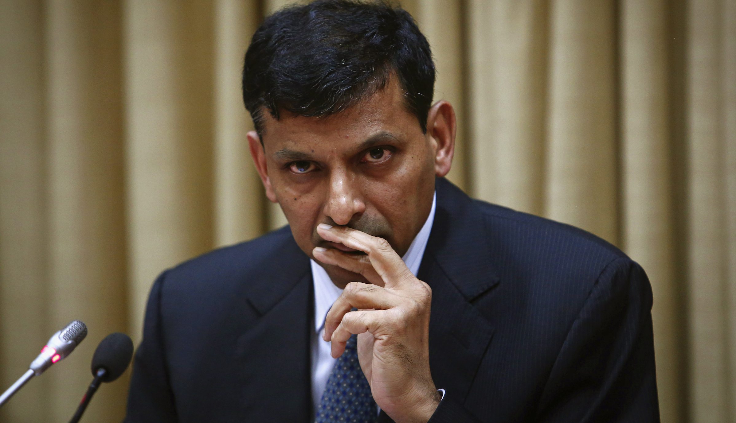 "Rajan on ""few good men"" in politics."