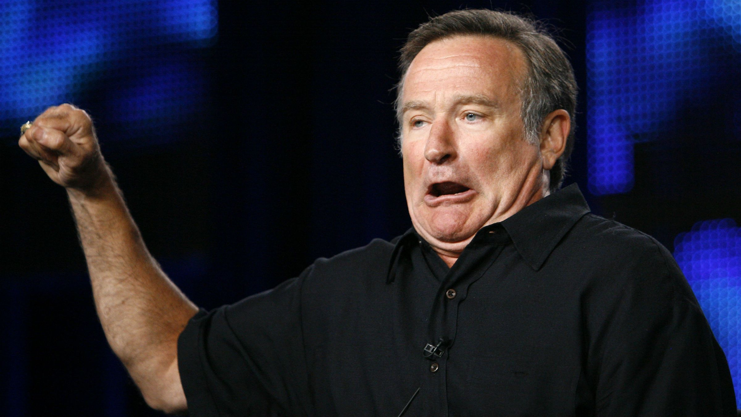 Robin Williams acting