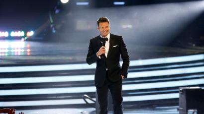 Ryan Seacrest has a new fashion line for Macy's, dress-by-number