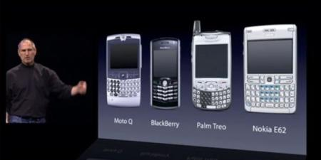 Steve Jobs Macworld Keynote smartphones January 2007 iPhone