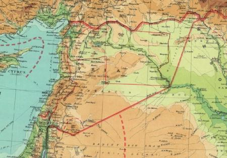 Divided Syria