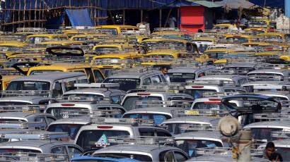 taxis-india