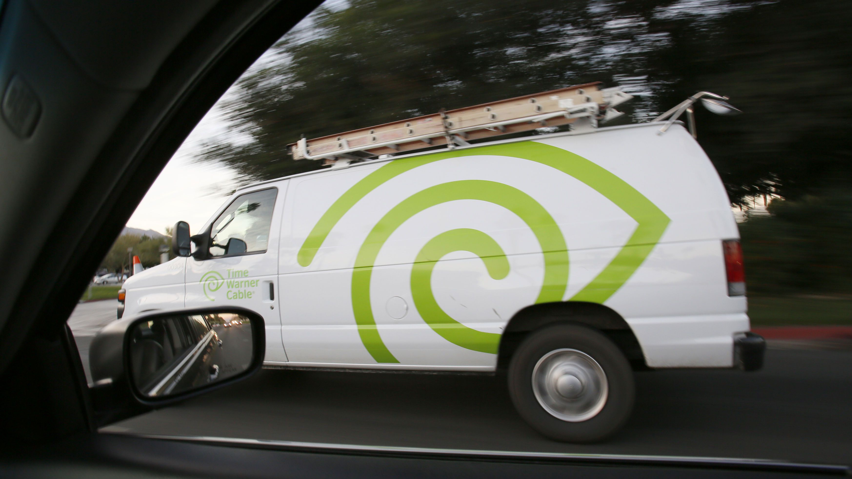 The cable guy's secrets: Technician claiming to work for Time Warner