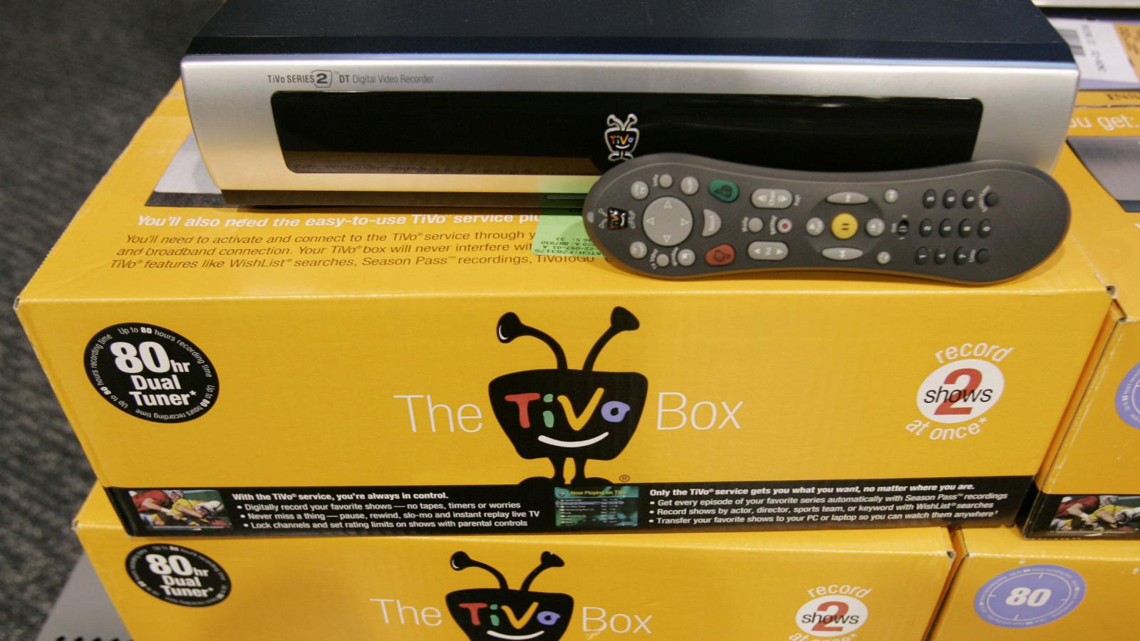 TiVo is still around and it actually has a decent business