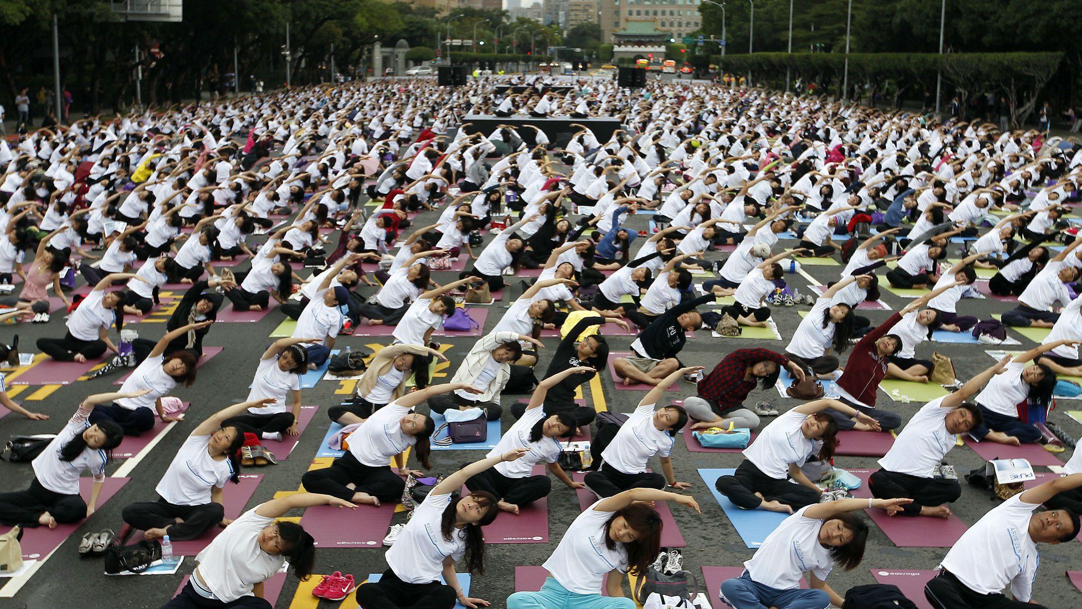 yoga taipei web