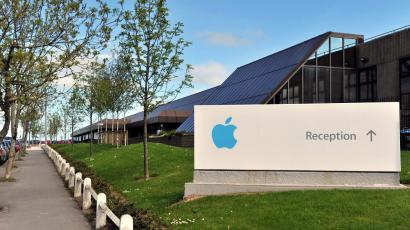 Apple Operations International, a subsidiary of Apple Inc, is seen in Hollyhill, Cork, in the south of Ireland May 21, 2013. Ireland said on Tuesday it was not to blame for Apple Inc's low global tax payments after the U.S. Senate said the company paid little or nothing on tens of billions of dollars in profits stashed in Irish subsidiaries.