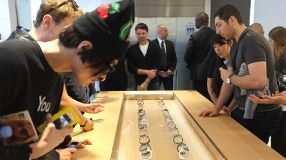 Apple Watch Paris pop-up