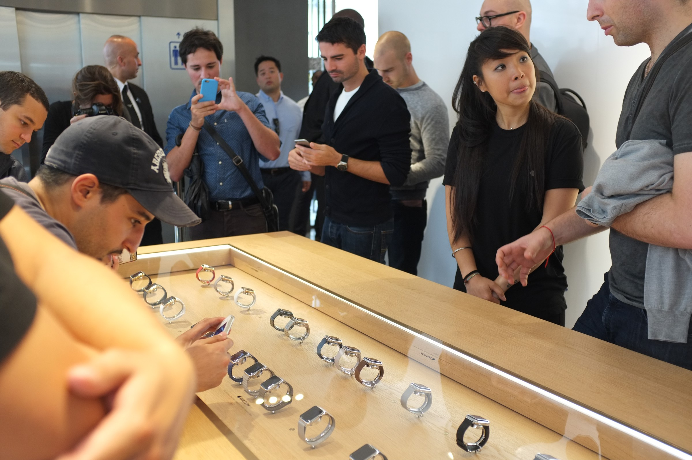 Apple Watch Paris