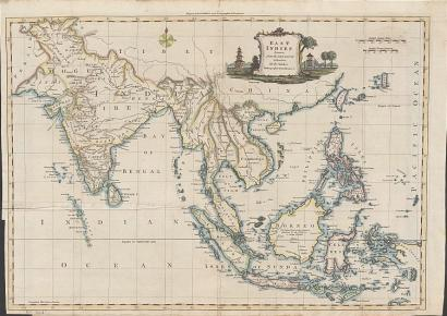 Map Of Australia 1770.The Philippines Hopes A Trove Of Ancient Maps Will Prove Its