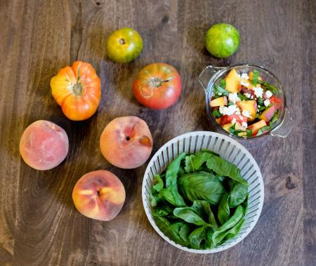 complete guide to packing lunch for work, seasonal produce