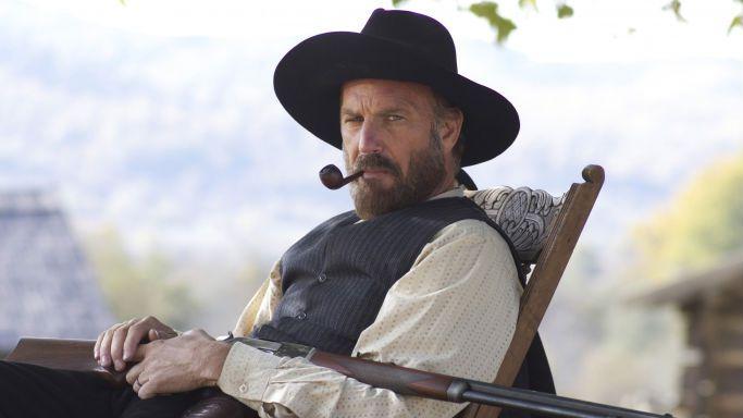 Kevin Costner in Hatfields & McCoys
