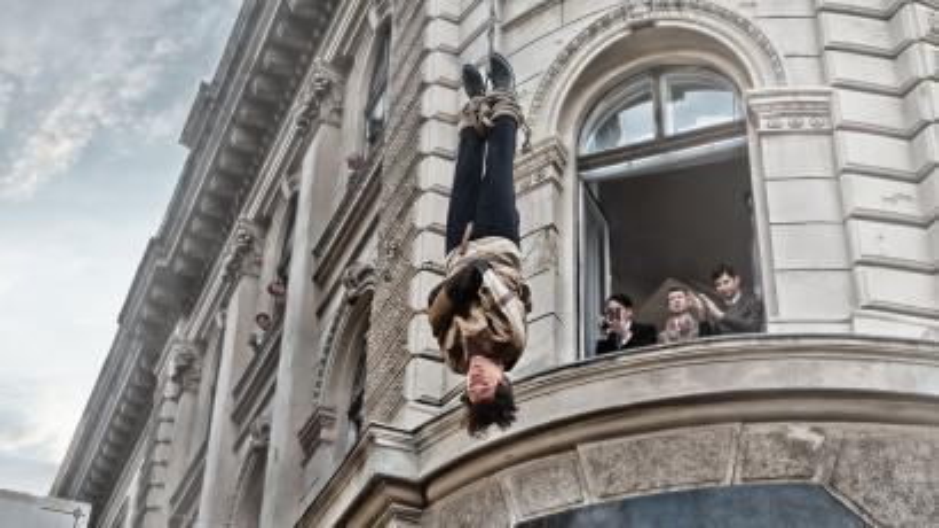 Houdini History channel