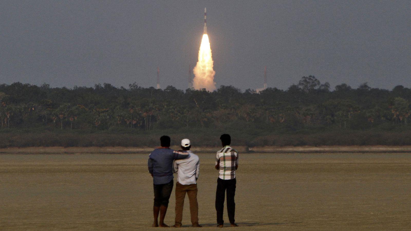 India-Space-ISRO-Mars