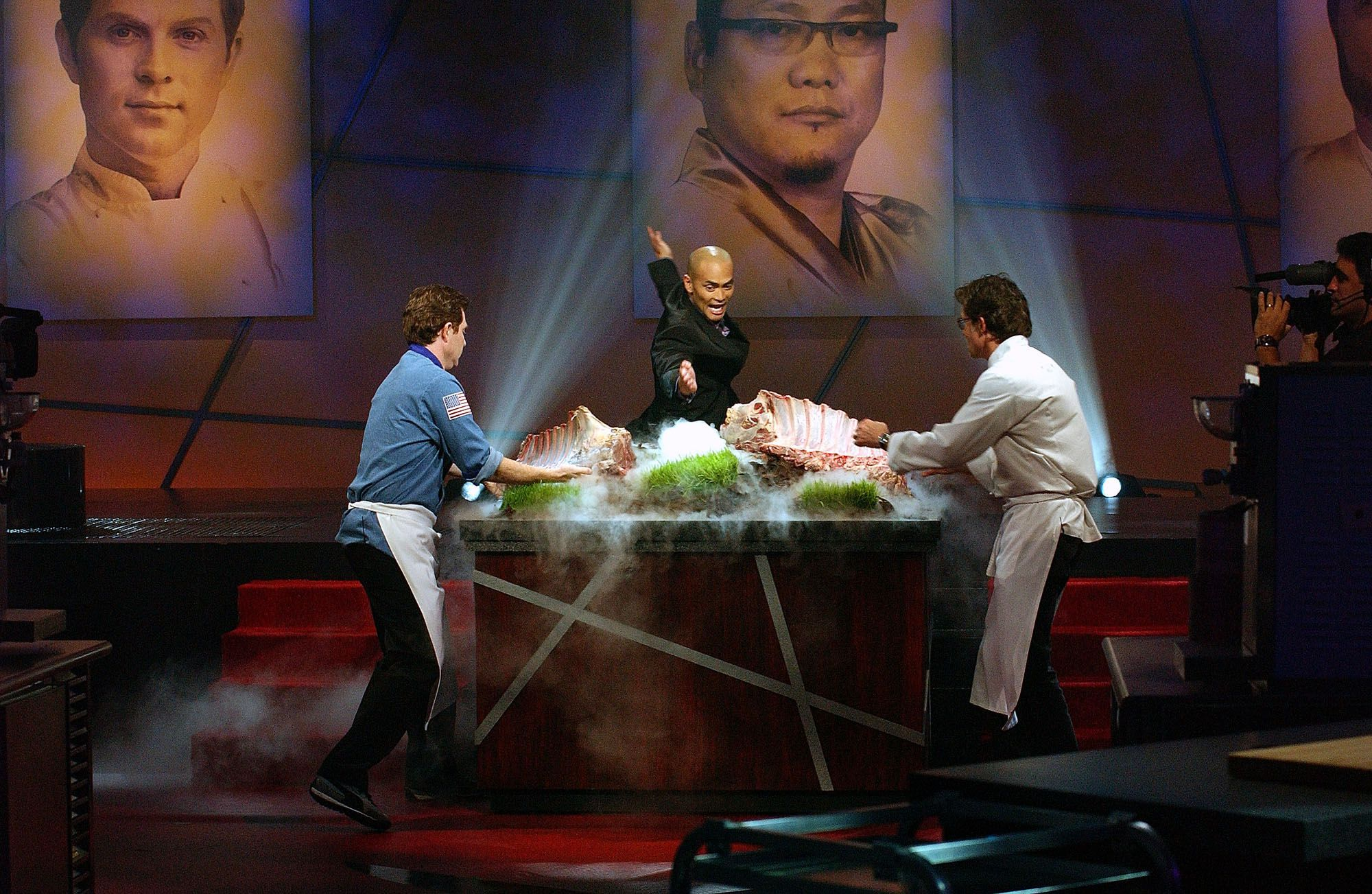 How the Food Network became less about food and more about