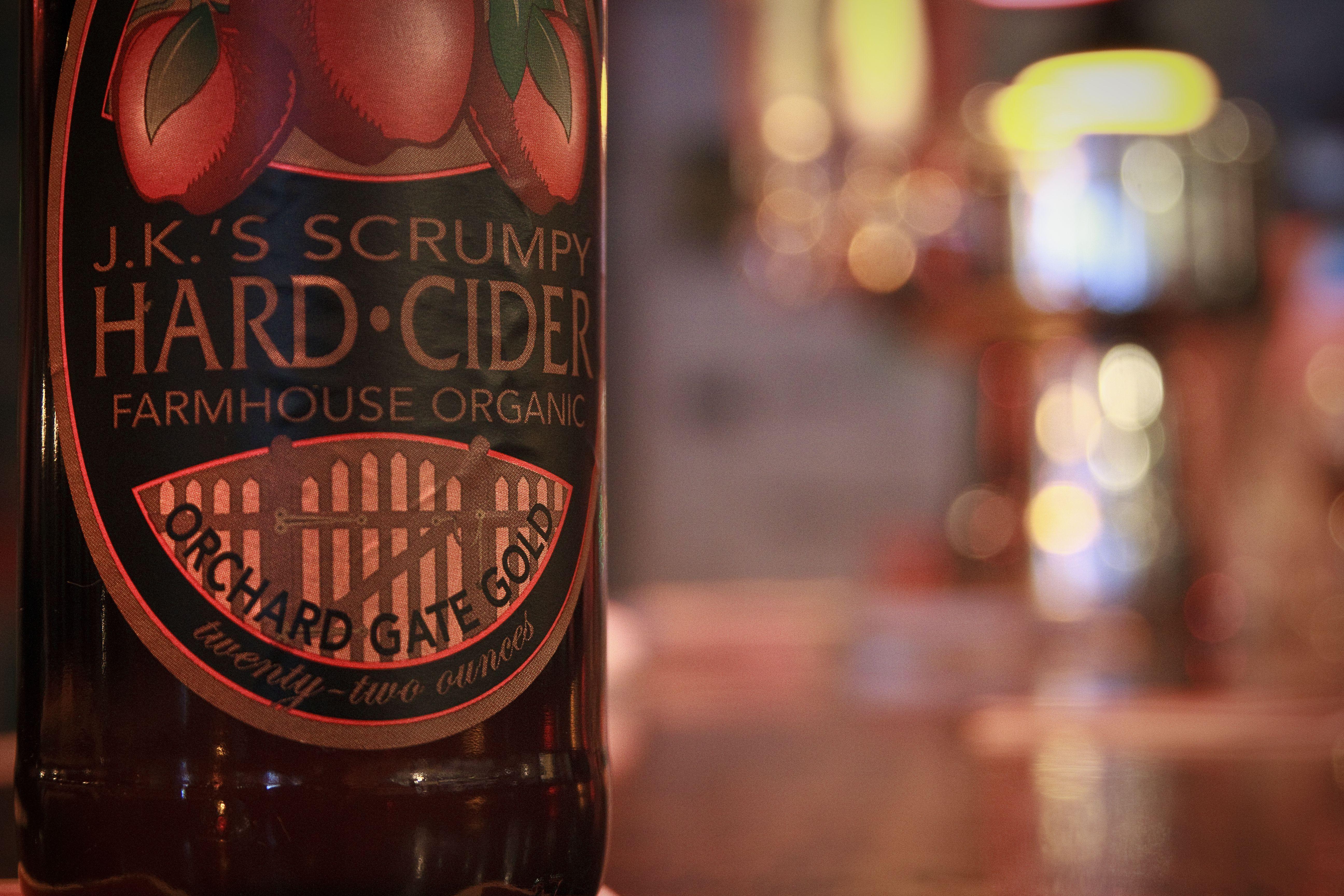 JK's Scrumpy Hard Cider