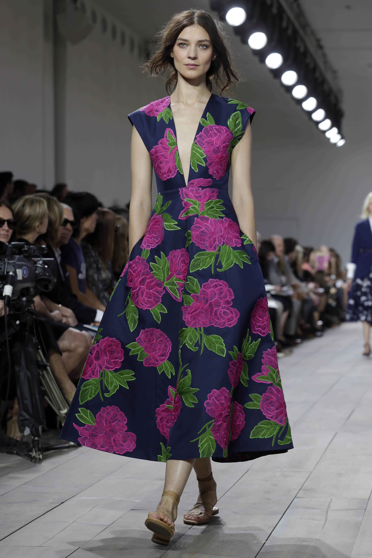 Michael Kors Spring 2015 collection new york fashion week