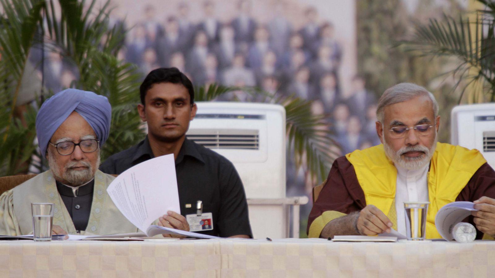 India-Modi-Manmohan-Sued-Gujarat