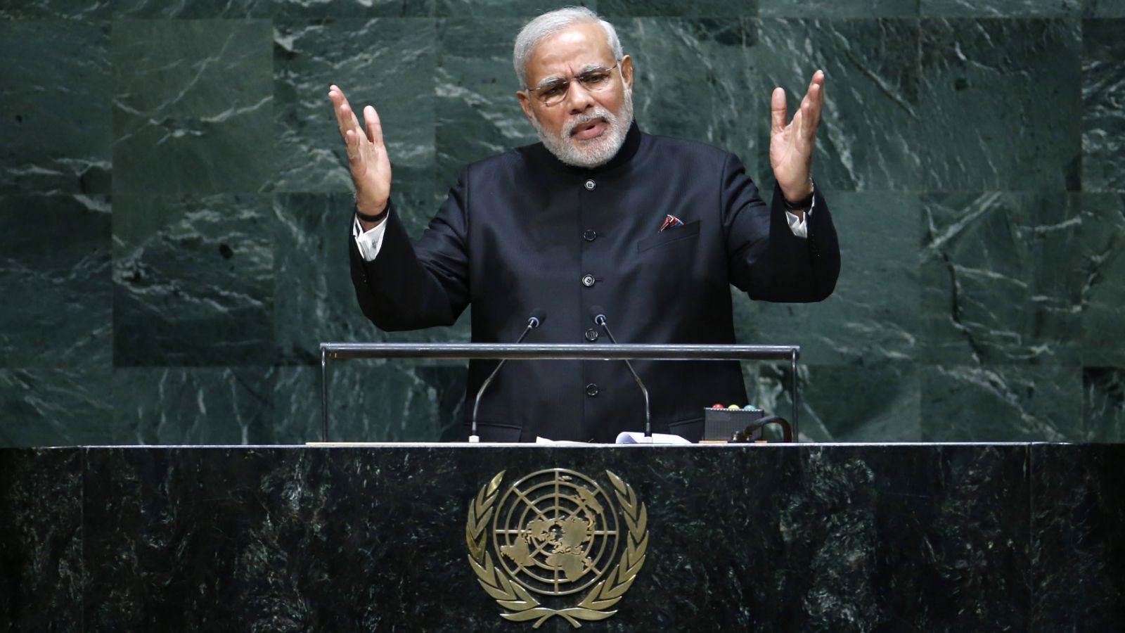 India-Modi-US-Speech