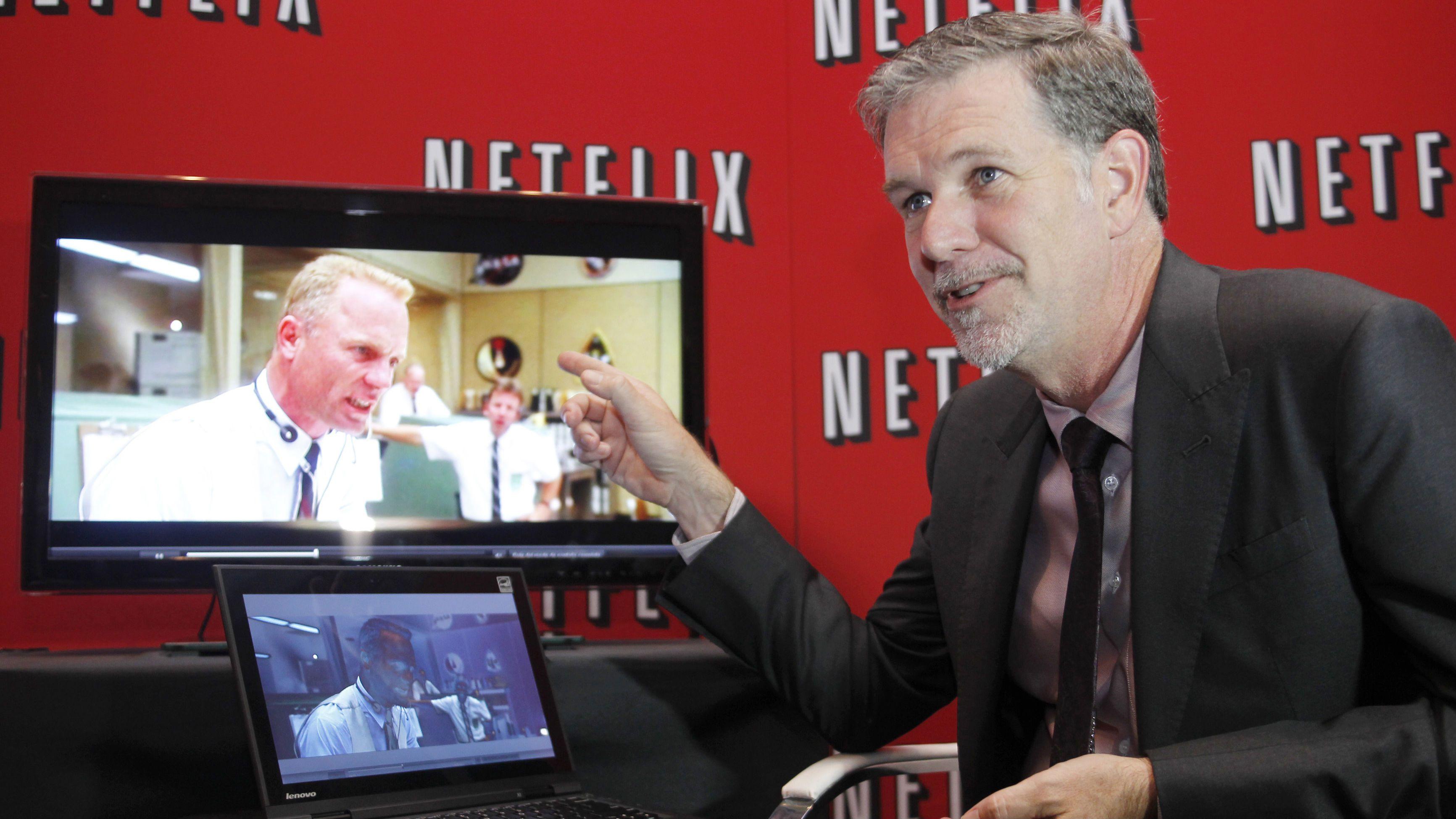 Netflix streaming quality