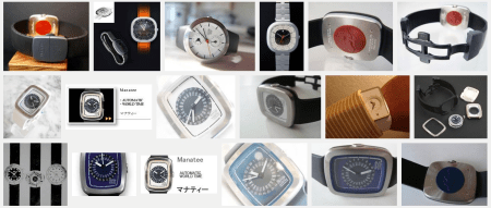 Newson Ikepod watch designs