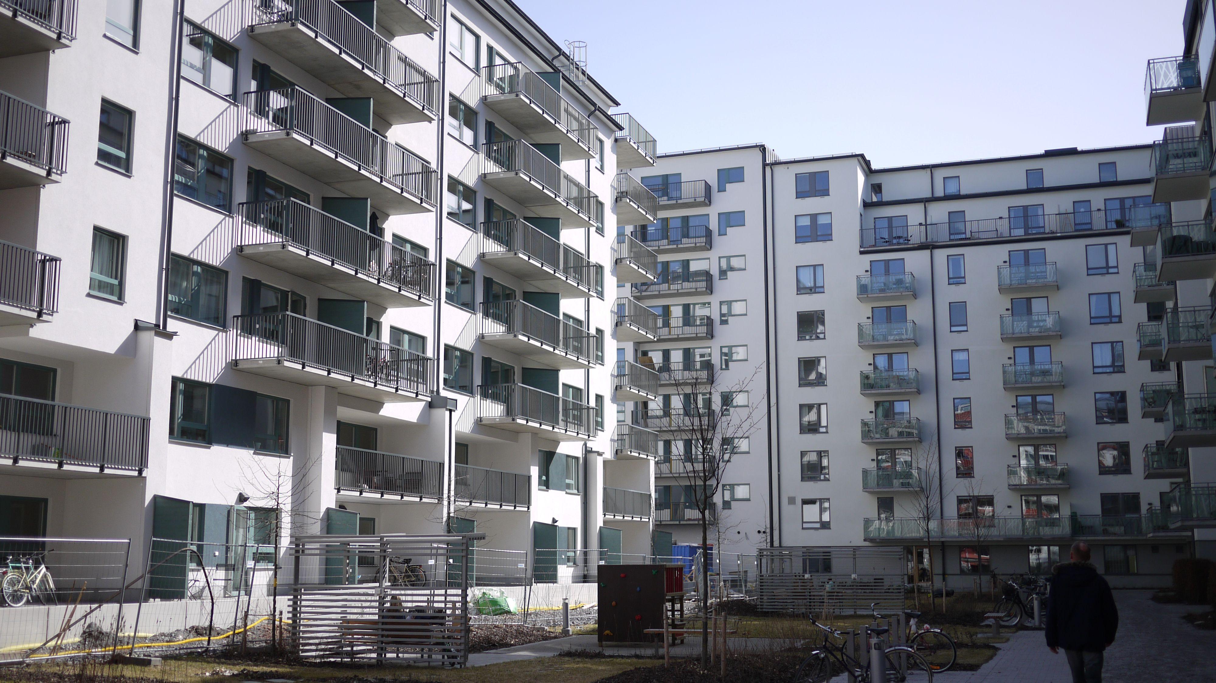 Stockholm housing