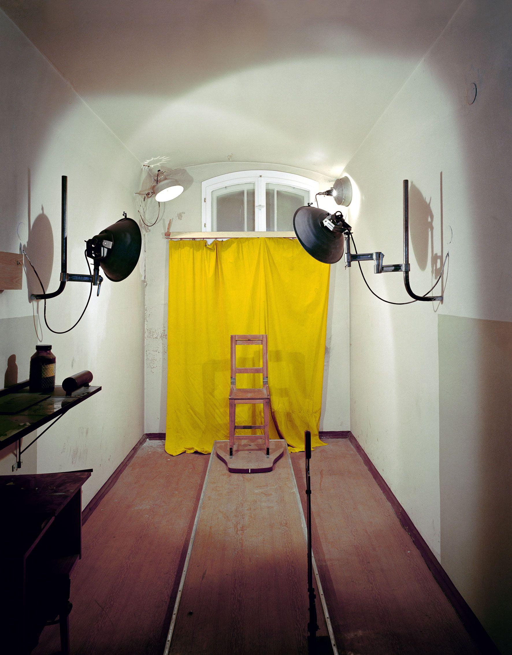 A former Stasi prison in Potsdam