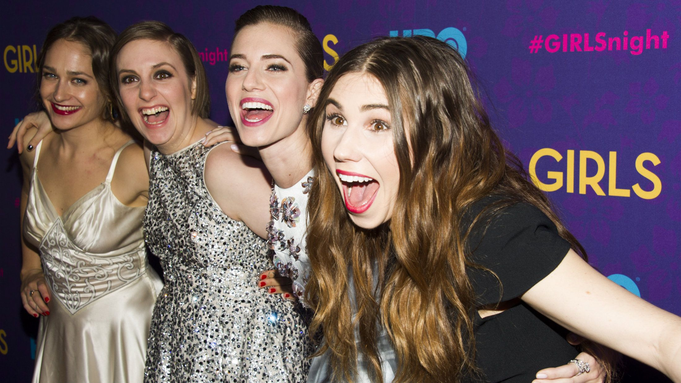 HBO Girls Millennials TV
