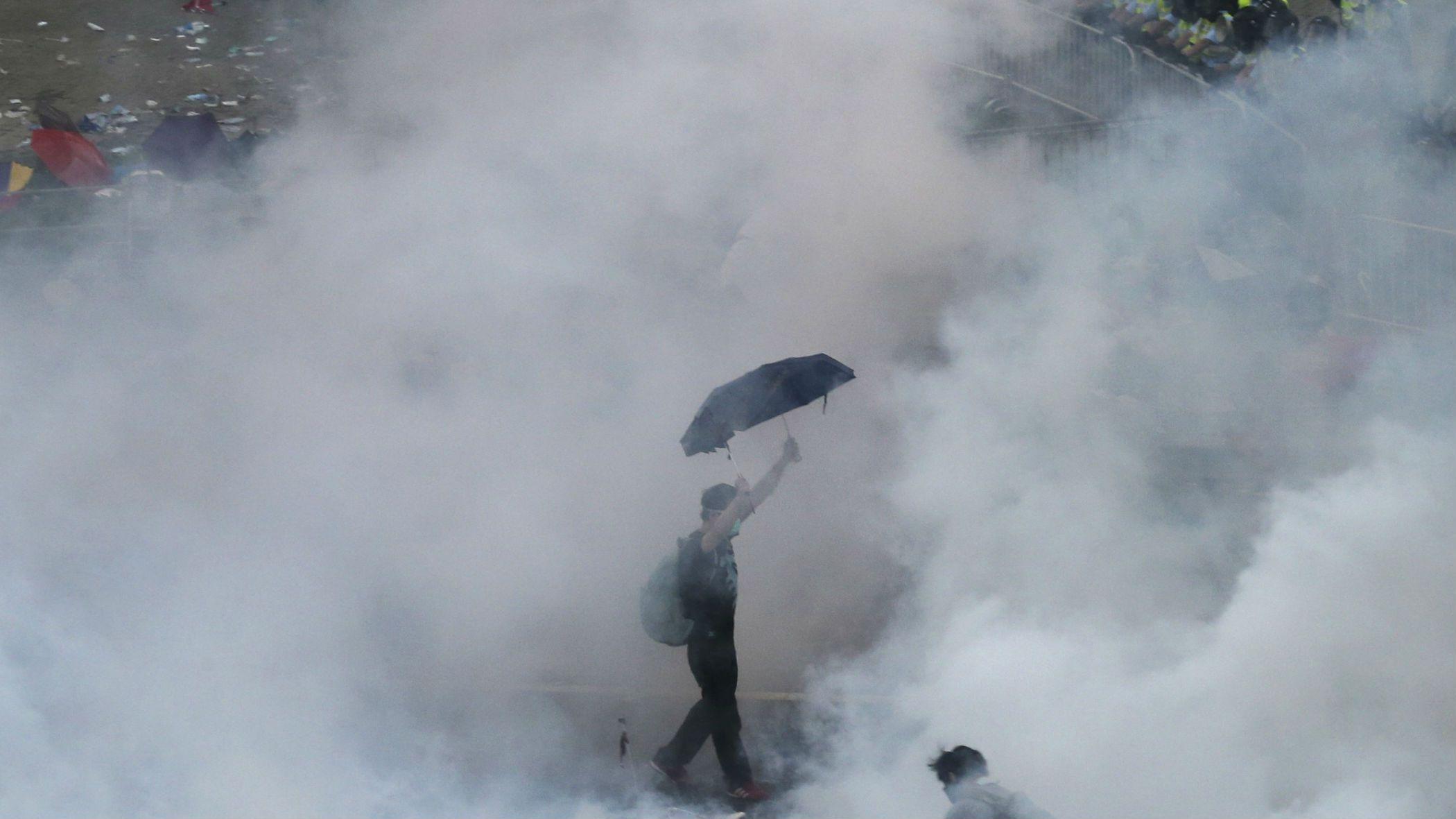 Activists say Hong Kong's
