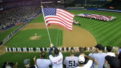 ccdf7ec63bd Remembering when sports had the ability to heal America. By Adam Epstein September  11 ...