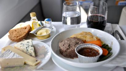 A New York startup will provide gourmet snacks on select JetBlue flights