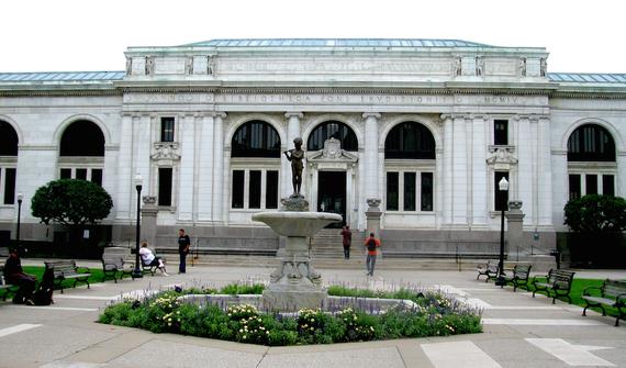 Carnegie-built library