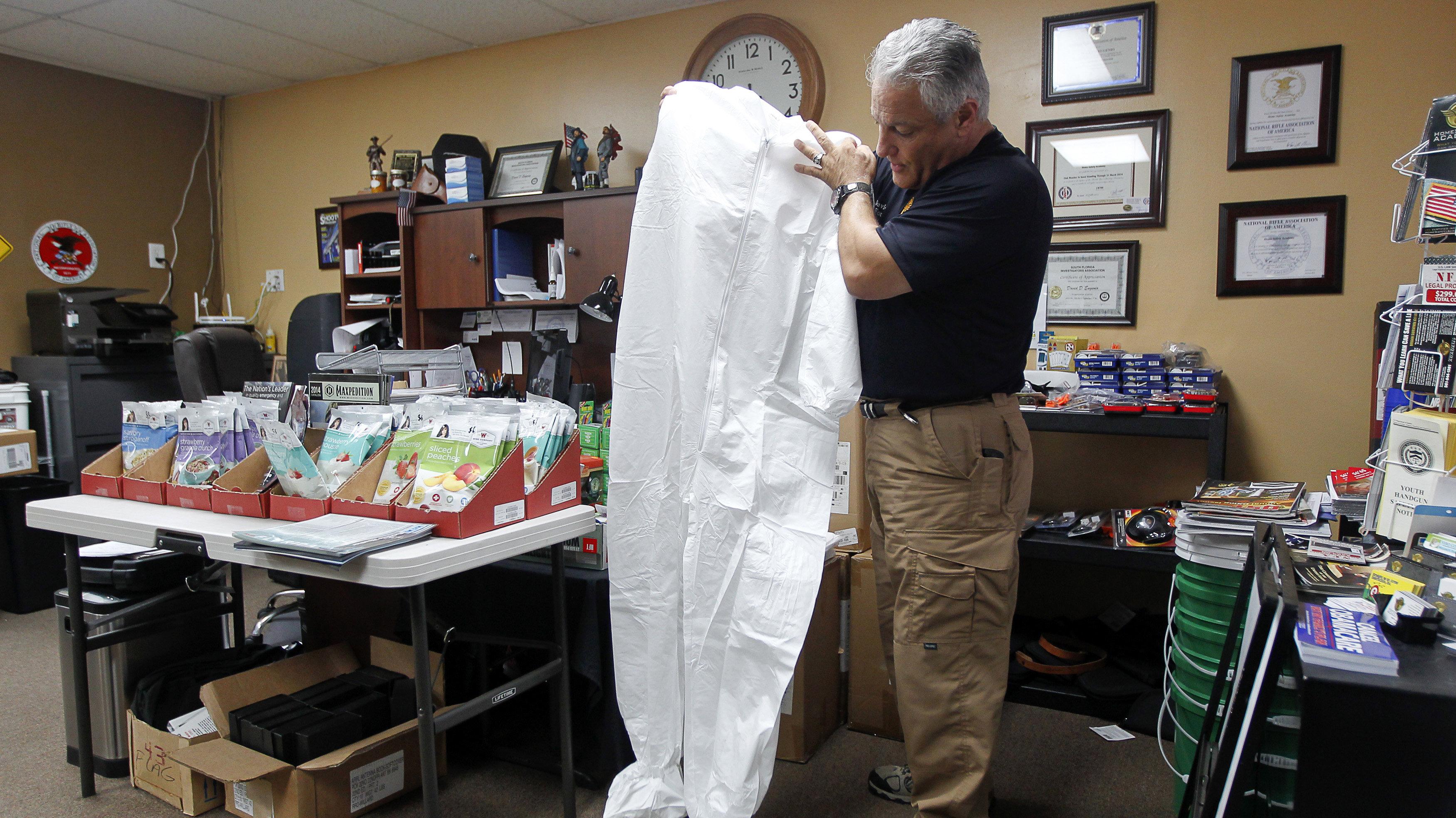 Ebola workshop provider