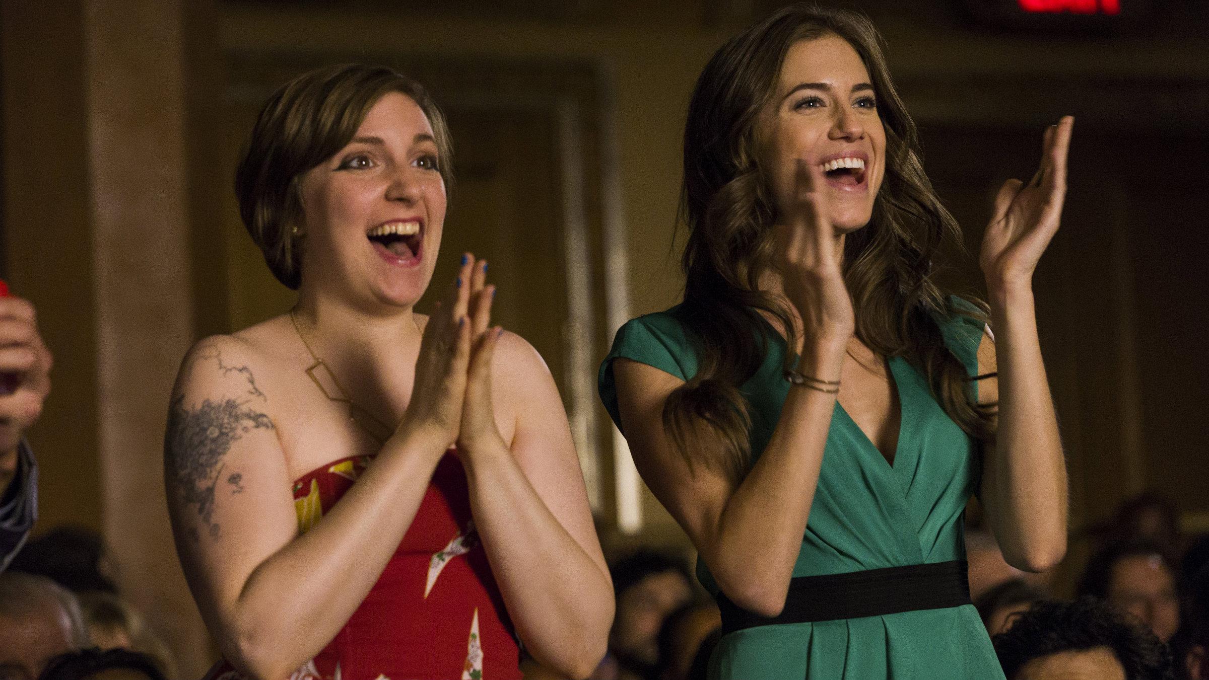 HBO Girls Net Neutrality Netflix Lena Dunham