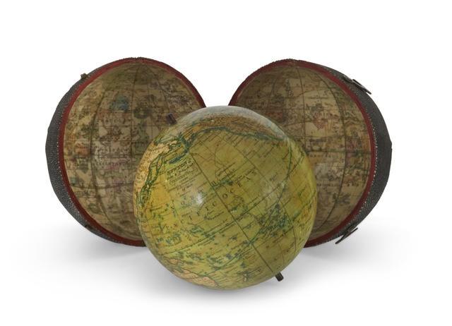Bonhams globes