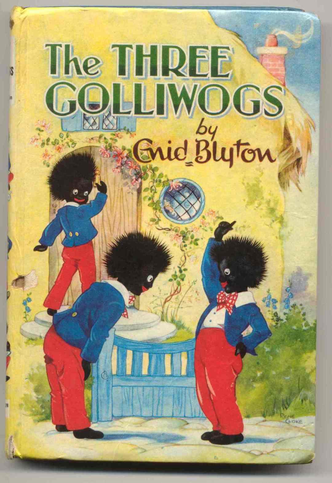 Golliwogs book cover