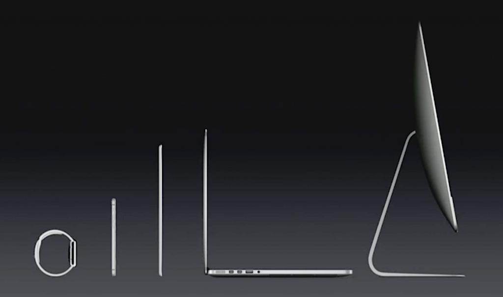 Apple iPad evolution