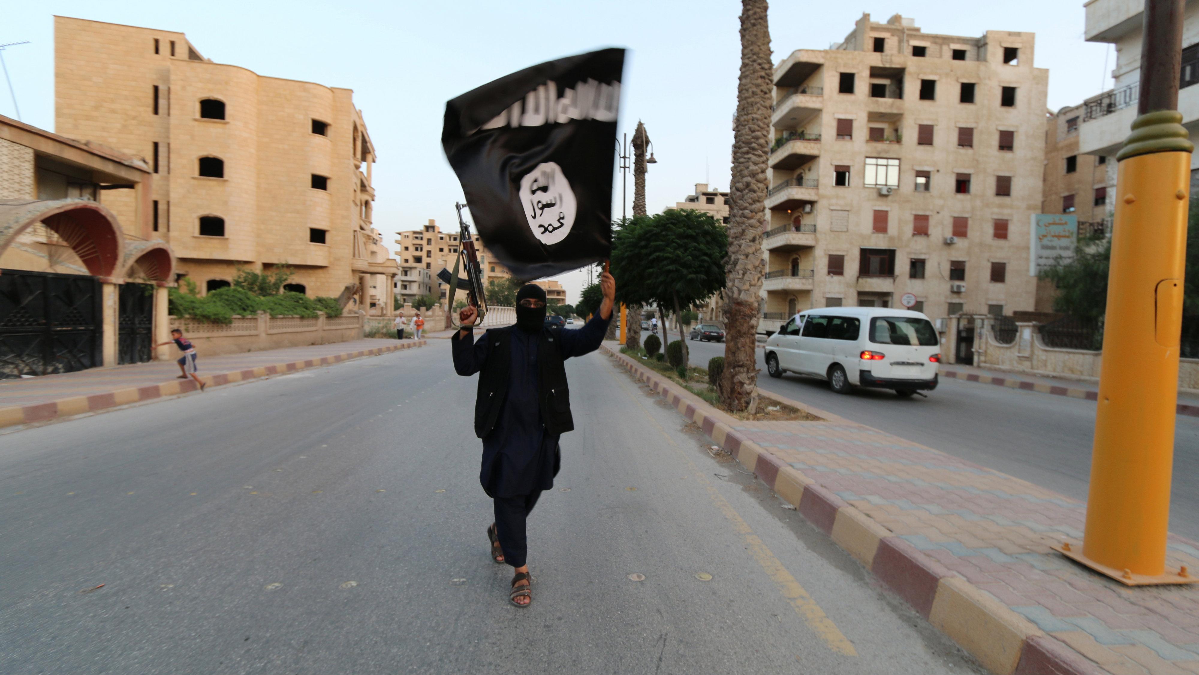 ISIL member