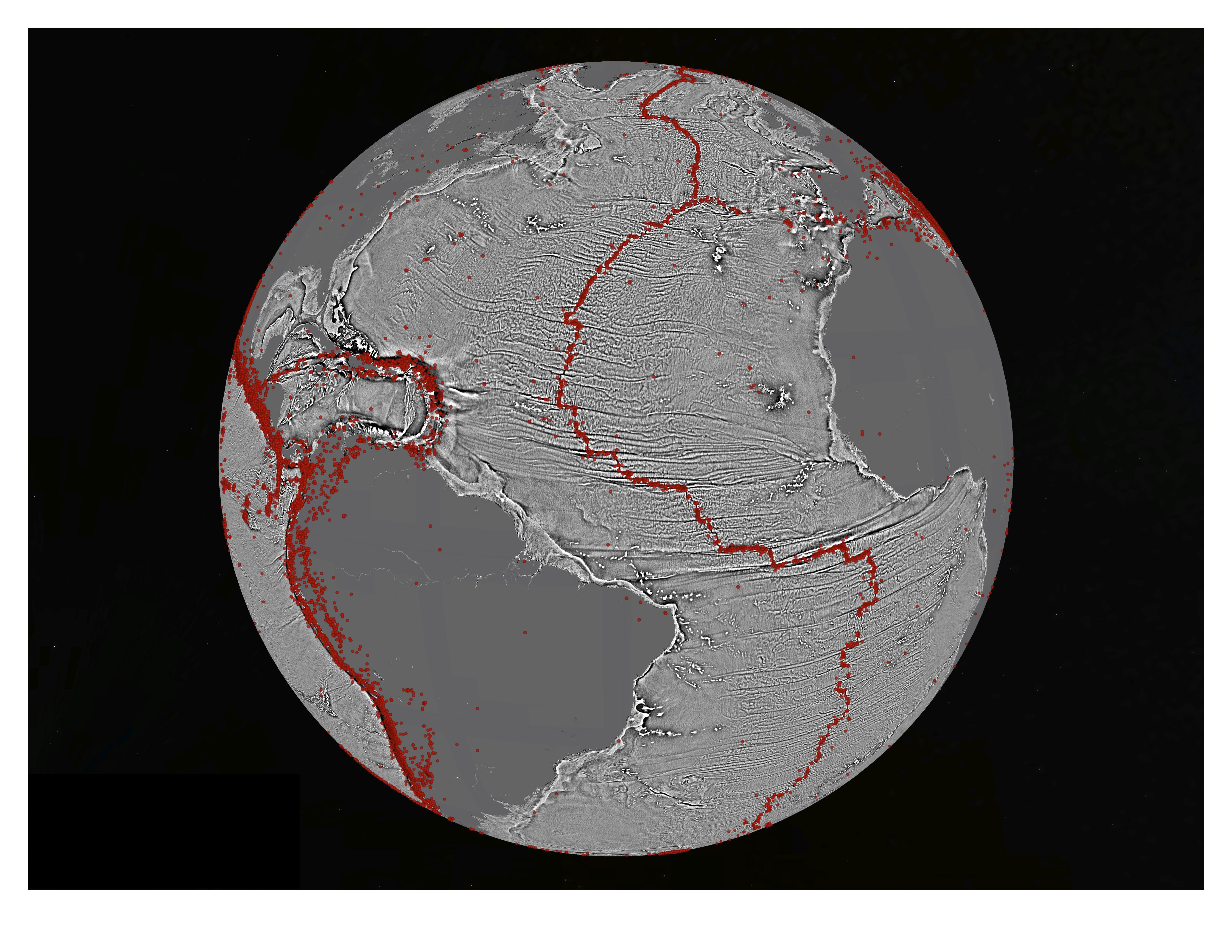 north-atlantic-vertical gravity-gradient