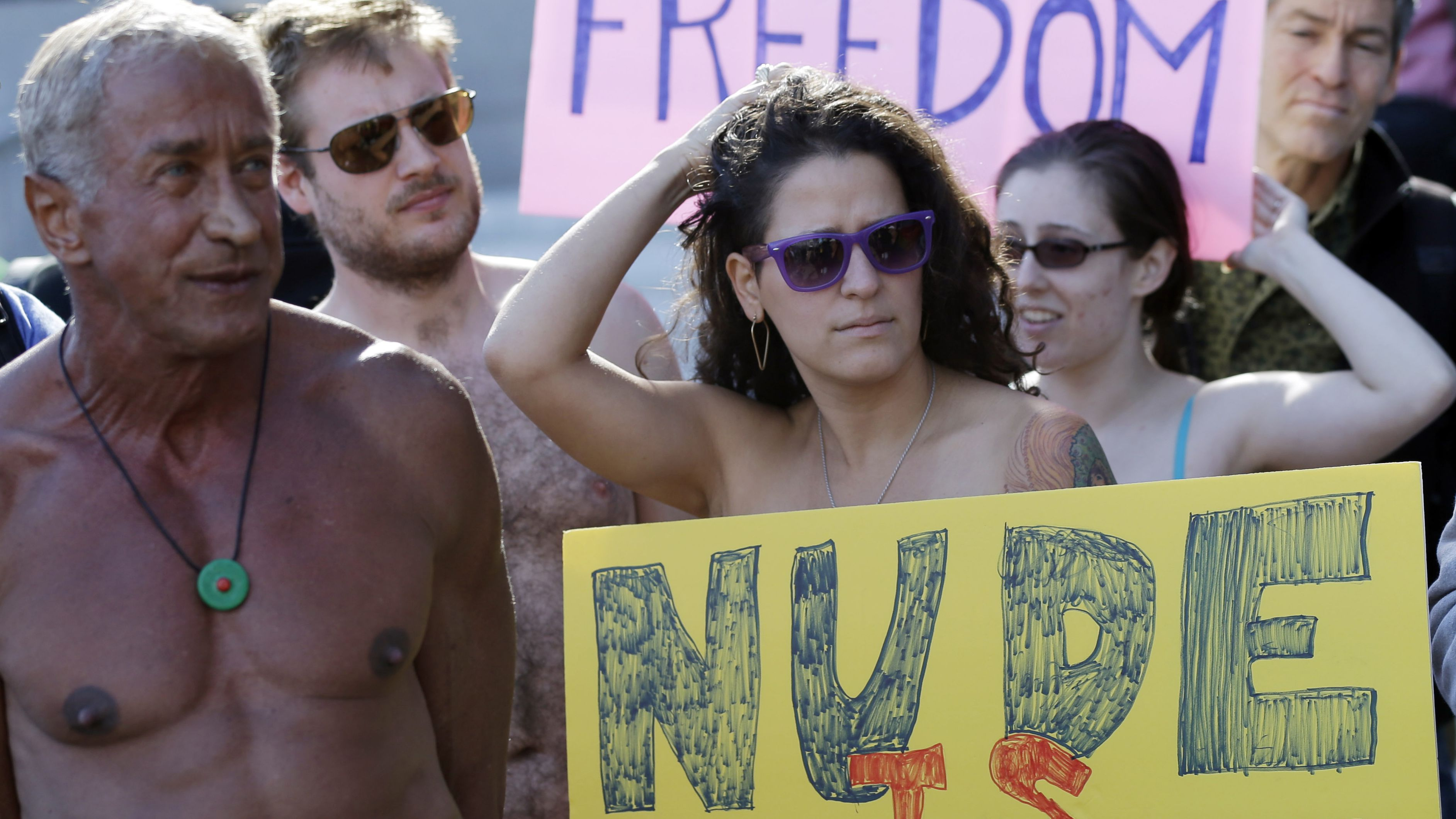 nudists wearable tech, invisible, wearables