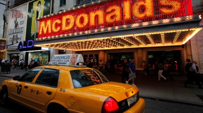 Apple Pay also works in New York City taxis — Quartz