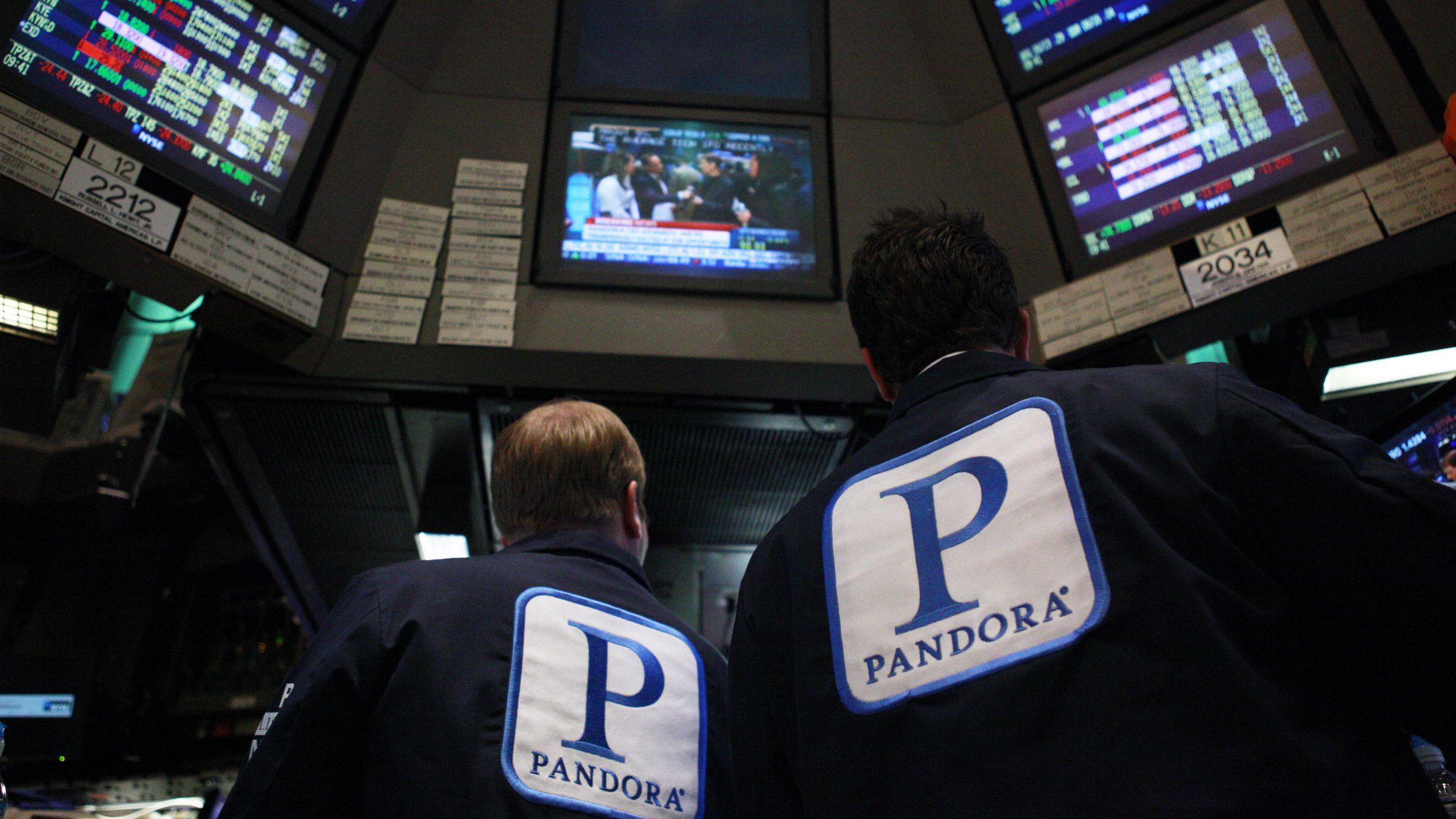 Pandora Media earnings pressure