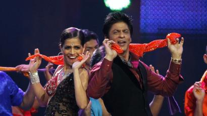 Shahrukh Khan-Bollywood-Happy New Year