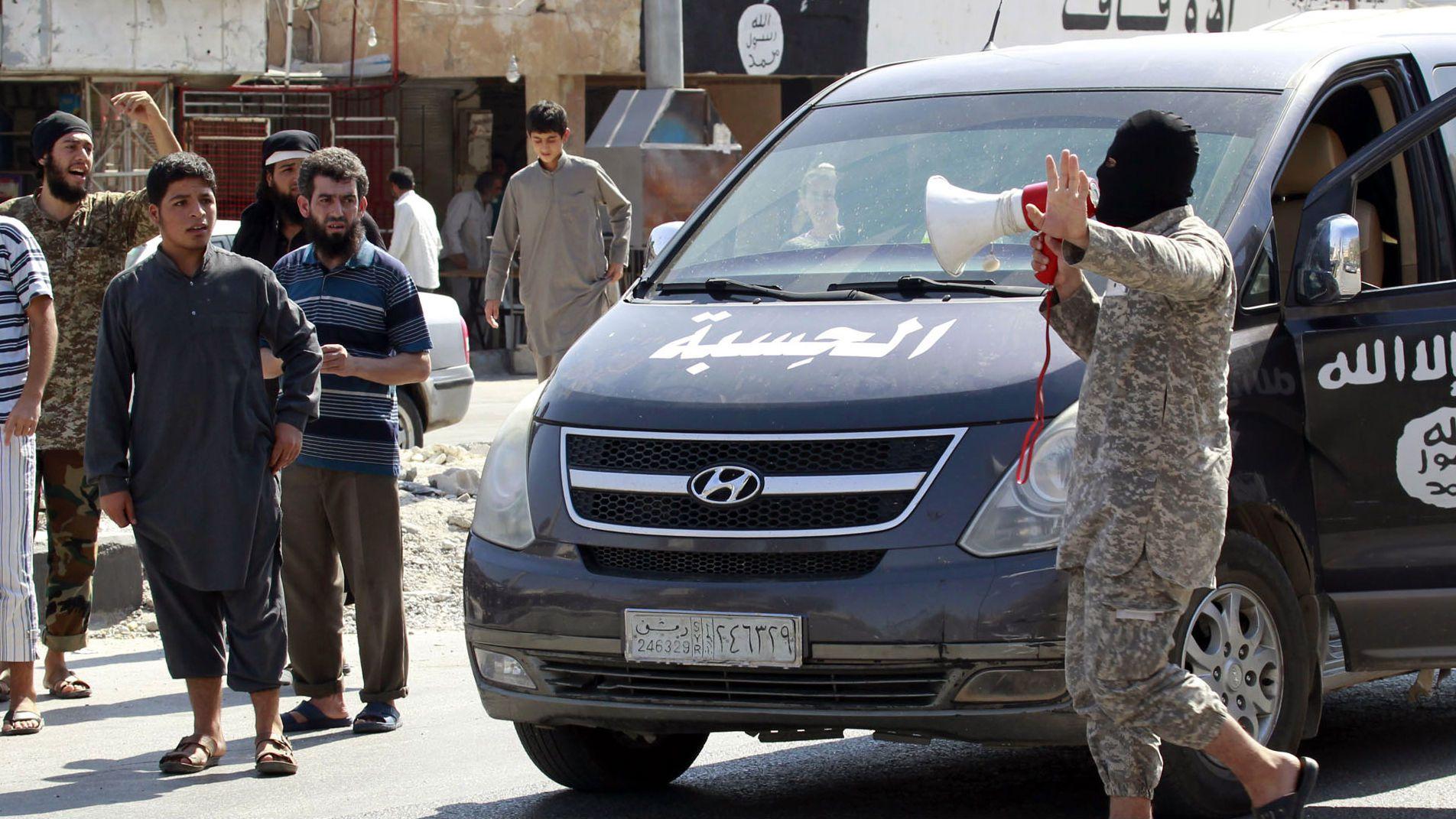 ISIL militant