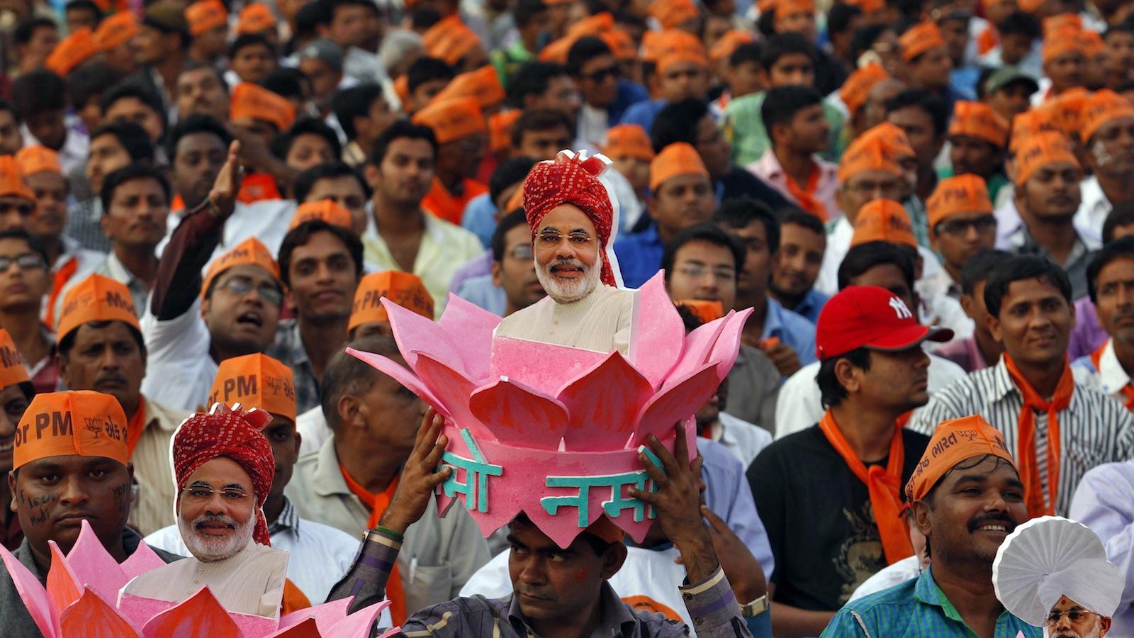 Narendra Modi-BJP-Elections