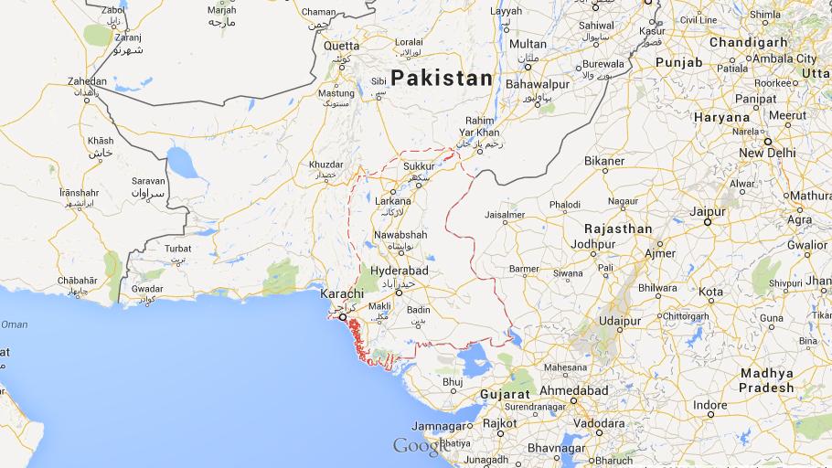 Sindh, Pakistan