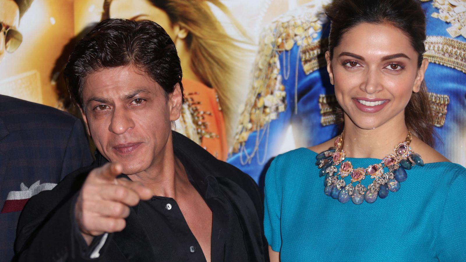 Shah Rukh Khan-Happy New Year