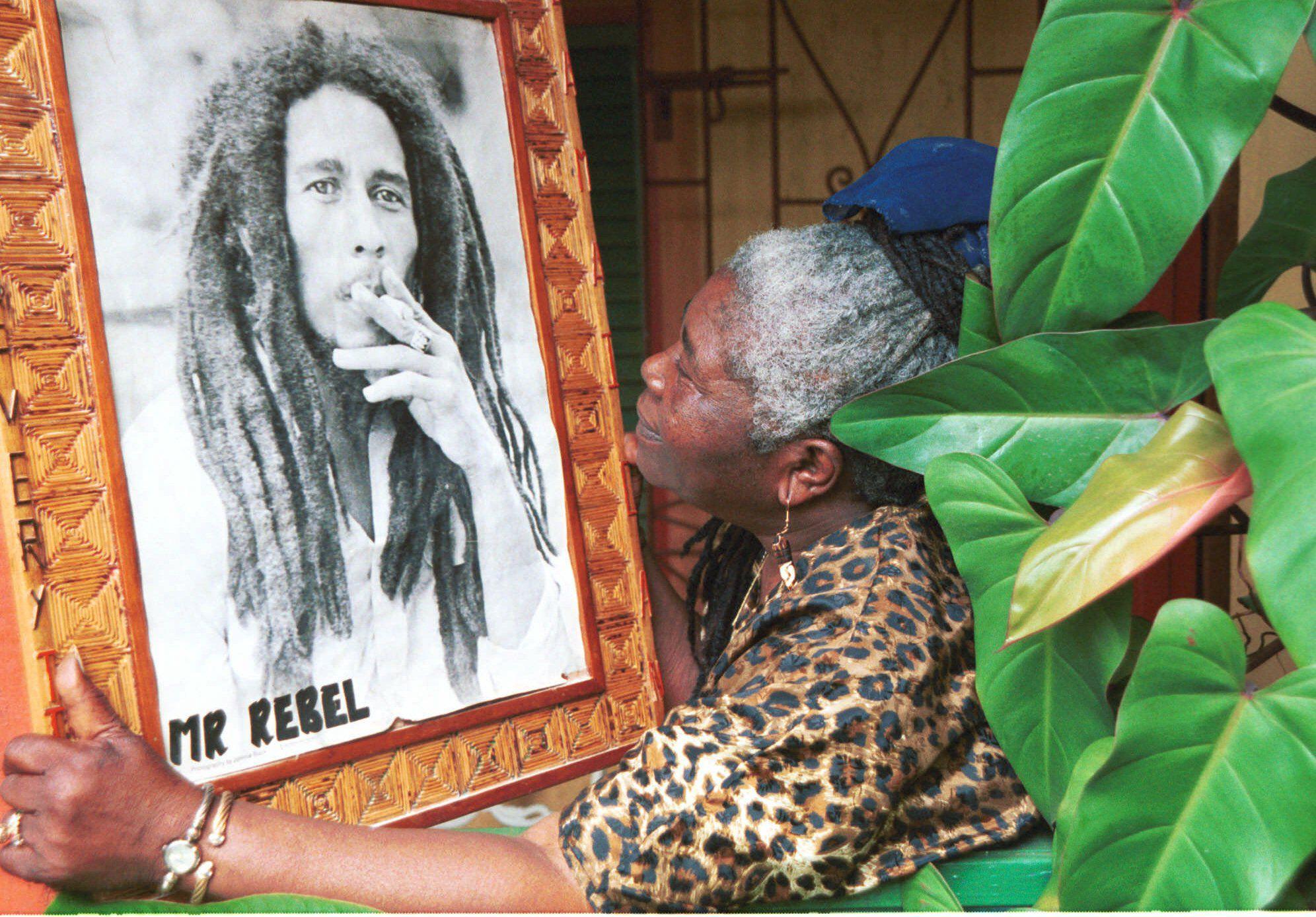 """""""Mr. Rebel"""" Marley"""