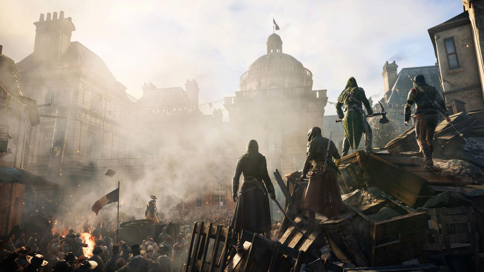 The New Assassin S Creed Game Is Reviving An Ancient Debate Over