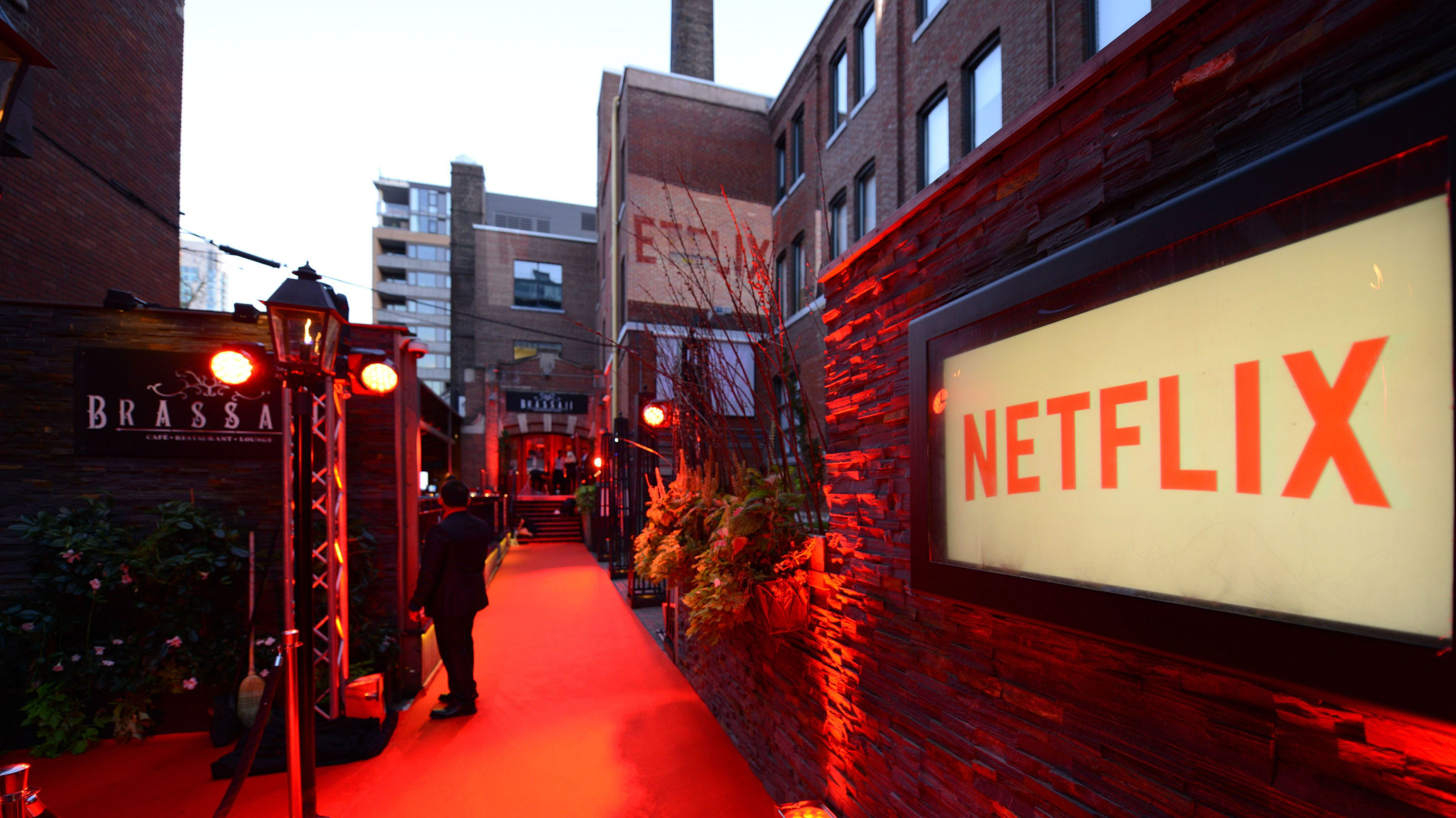 A general view of atmosphere seen at the Netflix Celebration of 2014 TIFF on Sunday, Sep. 7, 2014, in Toronto. (Photo by Arthur Mola/Invision for Netflix/AP Images)
